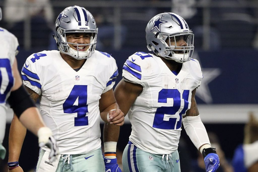 Prescott-and-Elliott-are-playing-their-best -- Your-Cowboys-Catch-Up