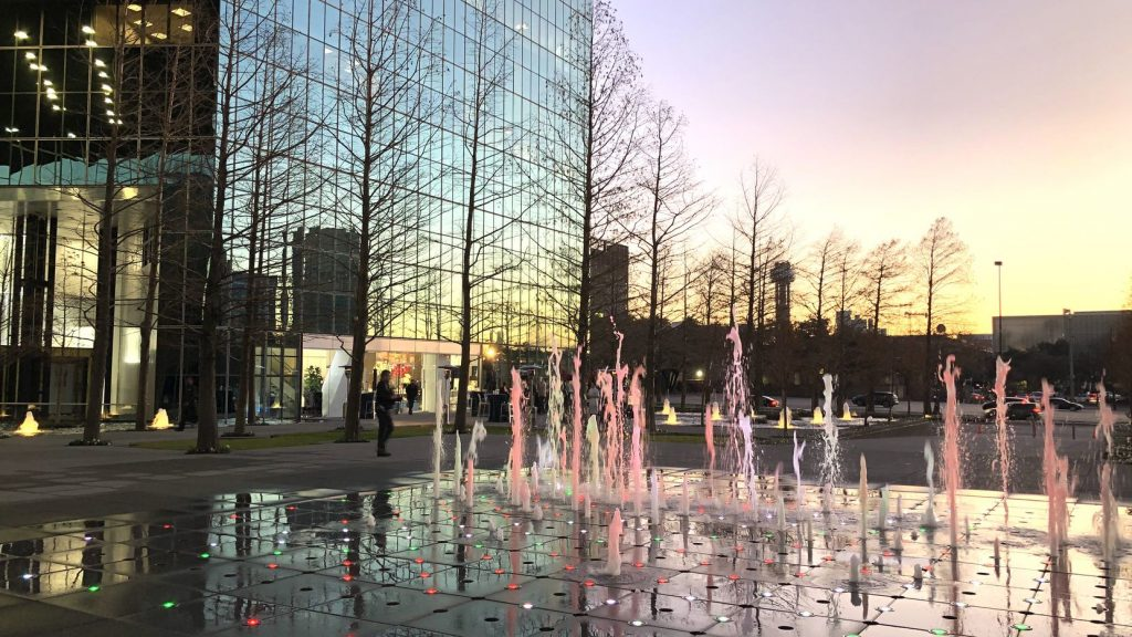 Fountain-Place-skyscraper – Downtown-Dallas' iconic-to-celebrate-its-new-look-1
