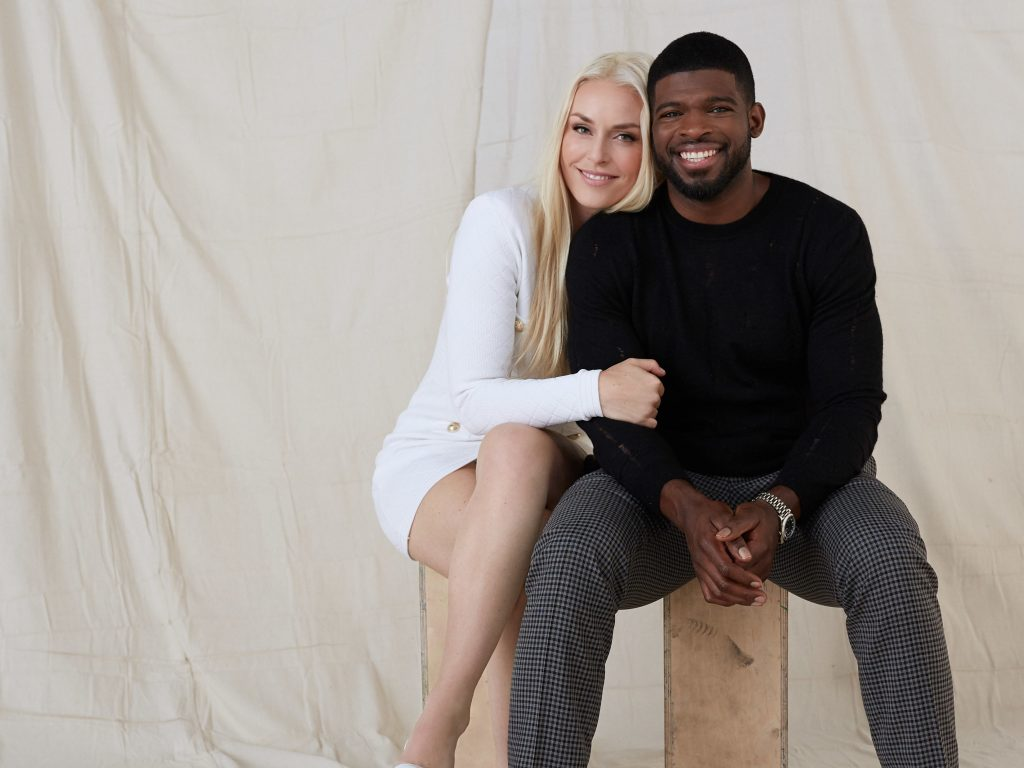 Olympic-Skier-Lindsey-Vonn-To-Propose-to-Hockey-Player-P.K.-Subban