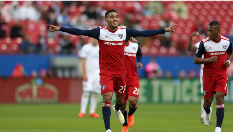 FC-Dallas-to-announce-their-four-year-extension-for-Jesús-Ferreira