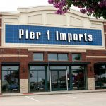 Pier 1 Imports with their plan to close 450 stores